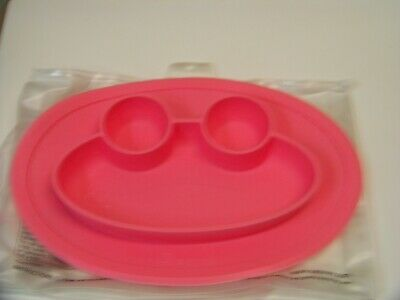 Round Silicone Frog Placemat for Children, Kids, Toddlers, Babies Highchair