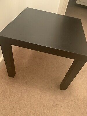 Ikea Lack Side Table End Display 55cm Square Small Coffee