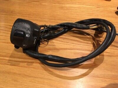 Suzuki GSF600 Bandit 1998 LH Switches and Choke cable