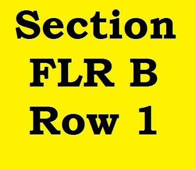 2 or 4 Tickets Gladys Knight Golden Nugget Lake Charles Saturday April 11, 2020