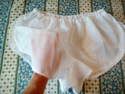 nylon Shorts, very silky Semi Sheer,Size Large, other sizes available