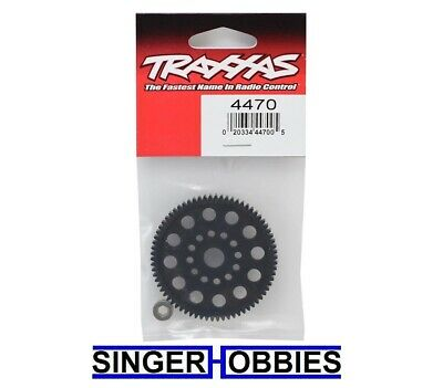 Traxxas TRA3164 Spur Gear 64T//Tooth 32P//Pitch Optional Nitro Rustler//Stampede