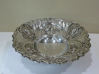 Hazorfim Sterling silver Footed Bowl