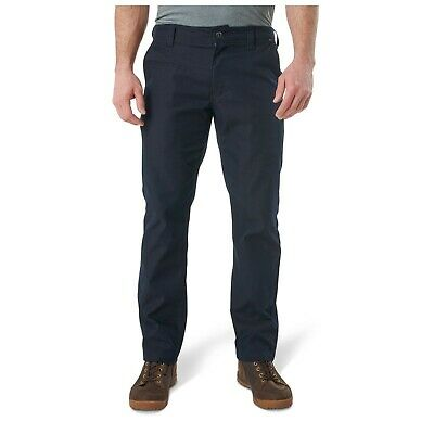 5.11 Edge Chino style # 74481 Navy Blue tactical covert pants  38x32