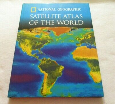 Satellite Atlas of the World by U. S. National Geographic Society Staff...