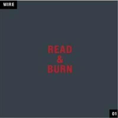 Wire - Read & Burn - Wire CD U9VG The Cheap Fast Free Post The Cheap Fast Free