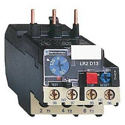 Telemecanique/Schneider Electric LR2 D1304 Thermal Overload Relay