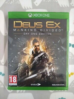 Deus Ex - Mankind Divided - Xbox One