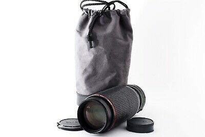 Canon New FD NFD 100-300mm f/5.6 L Zoom Lens w/Case [Excellent++] from Japan F/S