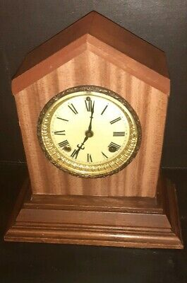 Antique Ansonia Chiming Mantle Clock. working
