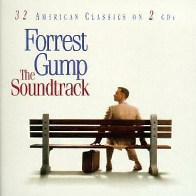 Forrest Gump: The Motion Picture Soundtrack CD [Used]