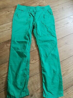 Girls Trousers Age..12.. Next.. Adjustable Waist.