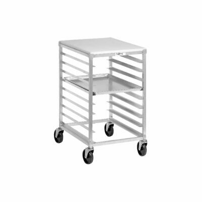 Channel Mfg. 425AP Half-Height Mobile Work Table with Polytop