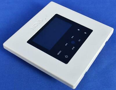 Nuvo NV-i8GCP Concerto Control Pad OLED Touchscreen For Nuvo Audio Systems