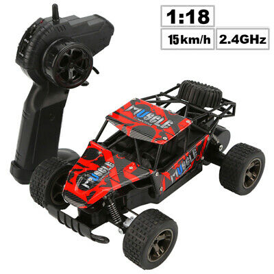 1:18 15KM/H 2.4G Electric Remote Control Off Road Racing Drift Model RC Car Toys