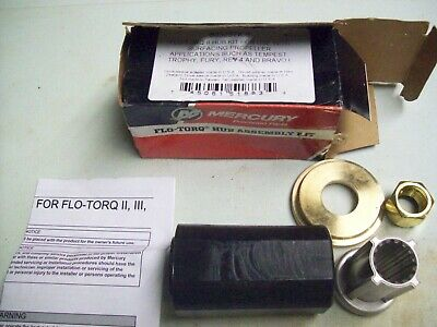 mercury FLO-TORQ  HUB ASSEMBLY KIT 835257K6