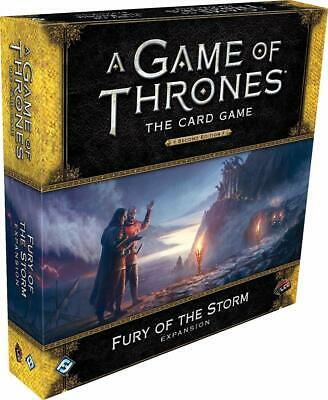 A Game of Thrones LCG: Second Edition - Fury of the Storm Expansion