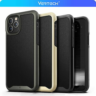 iPhone 11 Pro Max Case VERTECH Heavy Duty Shockproof Slim Clear Cover For Apple