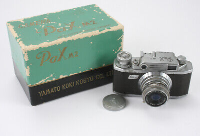 YAMATO PAX M2, 45/3.5 LUMINOR (FUNGUS), BOXED, MANY DEFECTS, AS-IS/cks/188956