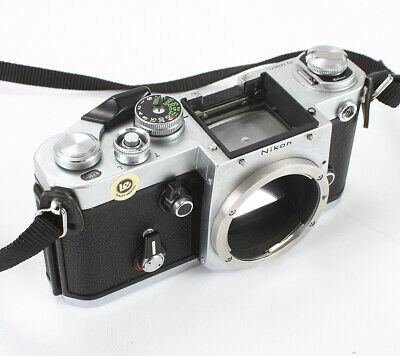 Nikon F2 Chrome Body, Various Issues/197284