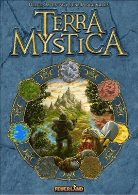 Barely Used, Great Condition - Terra Mystica Award-Winning Strategy Board Game