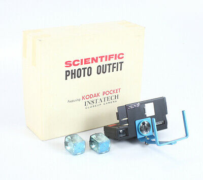 D & L DISTRIBUTING SCIENTIFIC PHOTO OUTFIT (INCOMPLETE), BOXED/cks/198472