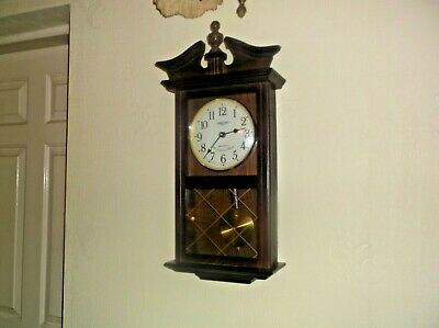 Quartz Battery Operated Wall Clock,Westminster Chime
