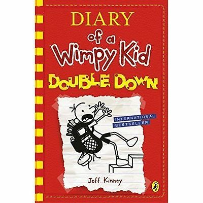 (Very Good)0141373016 Diary of a Wimpy Kid: Double Down,Kinney, Jeff,Hardcover,P