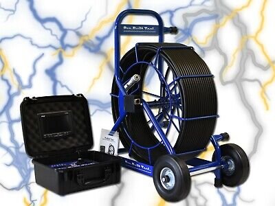 300' PB2400es - Sewer Pipe Drain Inspection Video Camera