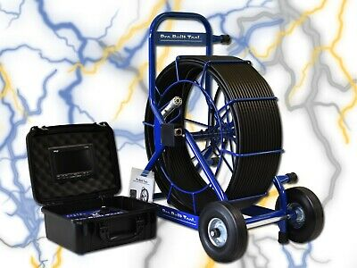 275' PB2400es - Sewer Pipe Drain Inspection Video Camera
