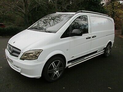 Mercedes Vito 113 cdi - stunning condition, NOW PRICE REDUCED !!!