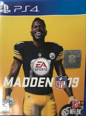 SONY Sony PlayStation 4 Game MADDEN 19 - PS4 (EPJ010560)