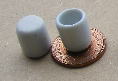 1:12 Scale Blue /& White Ceramic Mortar /& Pestle Tumdee Dolls House Accessory B18