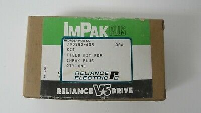 Reliance 705385-65R field kit for impak plus new