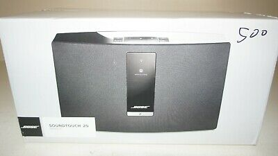 New Bose SoundTouch 20 Series III Wireless Music System - Black 738063-1100