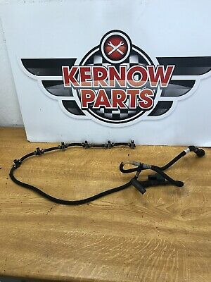 BMW E90 330d Diesel Fuel Feed Pipe Line 7799992