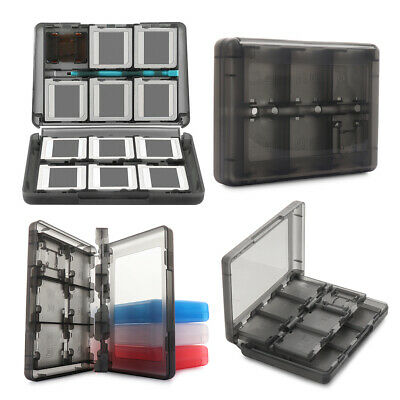 Cases Plastic Micro Cover Cartridge Storage Box For Nintendo NDS game|3DS card