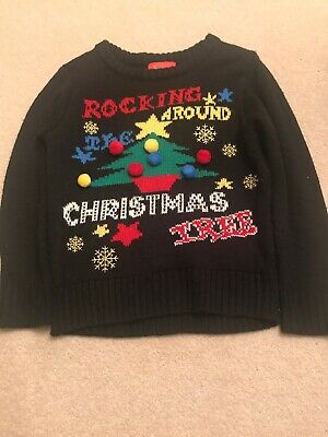 Childs Christmas Jumper 5/6 Years