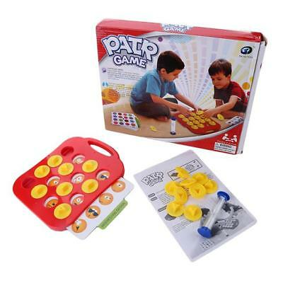 1Set Guess Who Guessing Board Memory Game Family Fun Kids Educational Toy 8C