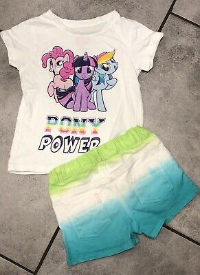 My Little Pony Girls Outfit 4-5 Y