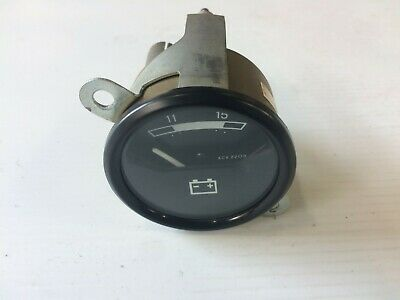 BENTLEY ROLLS ROYCE SILVER SPUR center console battery volt meter