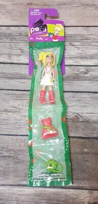 New in Package 2010 Polly Pocket Doll Christmas Stocking Stuffer Set