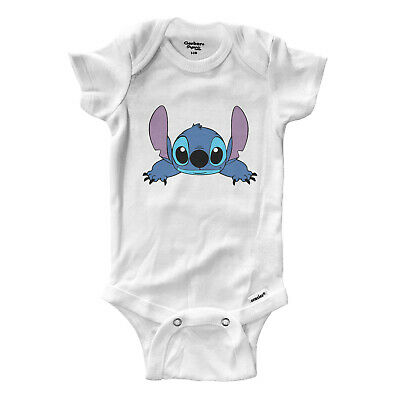 Space Invaders 1978 Video Game Big Alien Baby Romper Onezies 6-24 Month