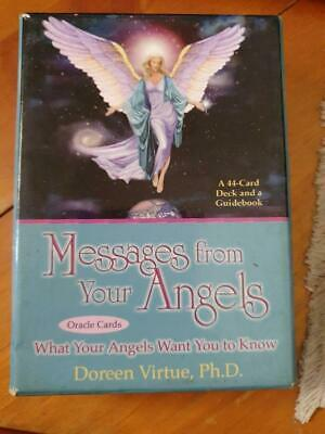 Oracle Cards Messages from your angels by Doreen Virtue Ph.D