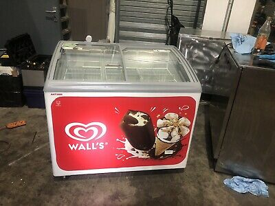 AHT Walls Ice Cream Freezer/Commercial Display Chest Freezer, FROM KAMRUL