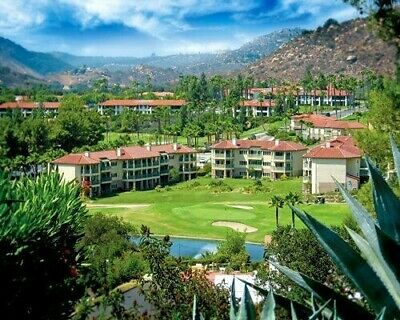 "Welk Resort San Diego ""Villas On The Greens"" two suite lockout, timeshare"