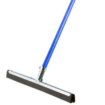 Floor Squeegee Handle Deck Garage Driveway Grounds Floors Cleaner Wipe Dry