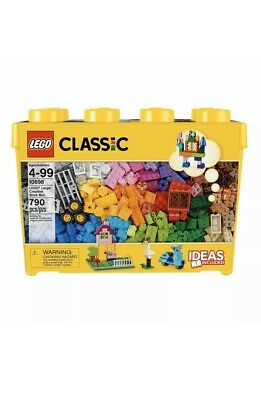 LEGO Classic Large Creative Brick Box Set 10698 Xmas Present Gift Toy