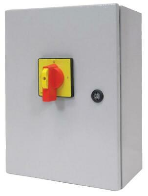 4-Pole Changeover Switch, 125A, 690V - EUROPA COMPONENTS