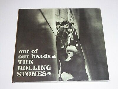The Rolling Stones - Out Of Our Heads UK - SACD Super Audio CD Digipak ALBUM